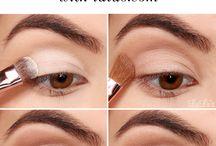 Kauniit kulmat /silmät