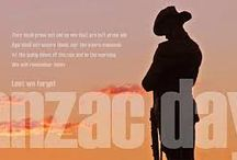 Anzac Day / Celebrate this national day of remembrance for Australia and New Zealand