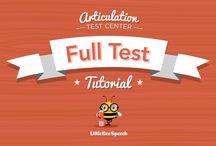 speech assessment