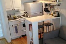 Interiér - kuchyňky ...