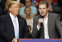 Έρικ Τραμπ: Ο μπαμπάς μου δεν φοβάται τον Πούτιν..