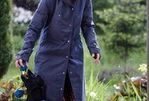 coat płaszcz przeciwdeszczowy raincoat