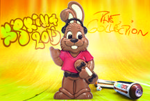 Happy Easter chocolate / Enjoy your Easter Egg Hunt!
