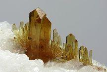 Les Minéraux de l'Ariege