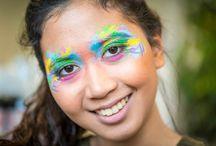 Fashion Week Confluence / Peyrefitte Make-Up était partenaire de la Fashion Week Confluence !