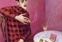 Painting. Otto Dix