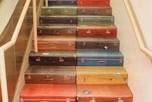 stairs / by Jacqueline Warkenthien