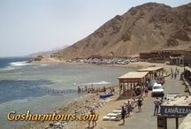 Blue Hole Dahab, excursion from Sharm El Sheikh