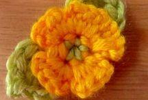 croceht flowers / by Angharad Jones