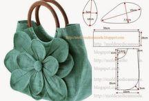 Šití kabelky, tašky, batohy, obaly na tablety - Sewing bags