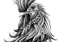 Drawing / Zaujímavé  a inšpiratívne kresby