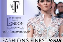 SS18 16 - 17 September / Information about and designers taking part in Fashions Finest SS18 During London Fashion Week.