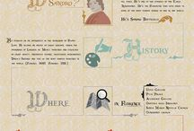Infographics - Tuscany / Explore and learn more about Tuscany through our infographics!