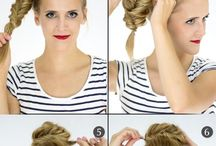 Hairstyles for Figure Skating