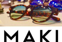 Maki Sanglasses【マキサングラス】