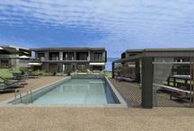 курорты халкидики / «Олива» –это построенный недавно комплекс жилых студий и апартаментов в районе Геракини, Халкидики
