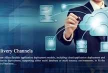 Delivery Channels / Starcom offers flexible application deployment models, including cloud application deployment and on-premise deployment, supporting either multi database or multi-tenancy environments, to fit the needs of business....