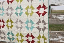 Sew Contemporary / A collection of fabrics and projects for the contemporary quilter!