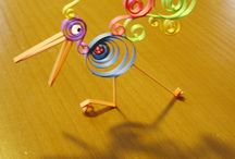 Quilling / by Sherry K