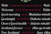 Future Travel Plans ~ Scotland, Alba Gu Brath / Scotland