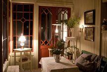 Inredningsinspiration - veranda