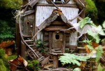 mini záhrady