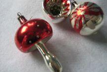 Kerst van vroeger  / Vintage kerst foto's en decoraties en nog meer ...