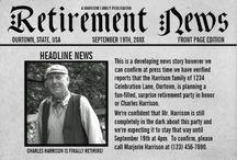Retirement / by Kim Camp