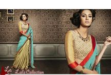 Designer Saree | Nitya Glamour Indian Bollywood Dresses