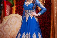 Indian Wedding Gowns / Mixing tradition and modernity - gorgeous gowns for South Asian brides