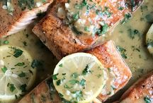 Salmon &other recipes