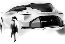 Industrial Design & Design Sketching / by Joseph Blalock