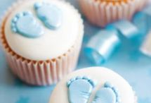 Baby shower ideas / by Tina Anderson