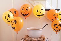 Halloween & More! / October means costumes, pumpkins, fall colors and more. Here's our favorites from recipes, costumes, crafts and games for Halloween and the fall season!