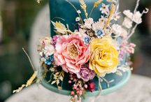 Eclectic | Colourful Wedding Ideas / Eclectic | Colourful Wedding Ideas