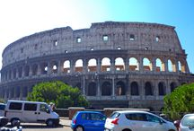 The Colosseum, Rome / Images of the Roman Colosseum