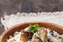 Recette de risotto