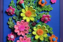 quilling / by maxine mcleod