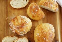 Brød, rundstykker ol- bread / Baking
