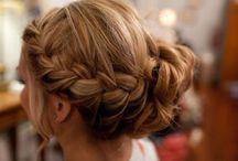 Hairstyles / by Katie Underwood