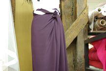 Idées de tenues / Photos de nos produits pour confectionner des vêtements hommes et femmes