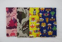 Japanese Import Fabrics / by Fabricworm