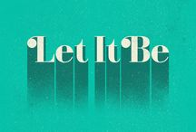 Let It Be / Art and promotional media for the Let It Be series at Fresh Life.