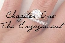 "Chapter One: The Engagement / Saying ""yes"" to the one is the very first step to Happily Ever After... / by Ivy and Aster"