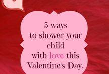 Celebrate Valentine's Day! / by Brianna Helton
