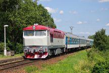♡ Berta T478 / Nejhezčí motorová lokomotiva ČSD