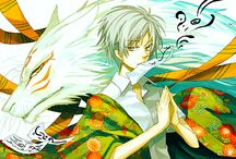 Natsume's book of friends / Natsume's book of friends anime and manga