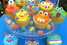 Party Ideas - Monster party