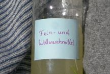 Feinwaschmittel / Feinwaschmittel
