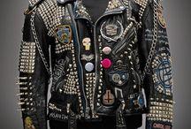 punk jacket